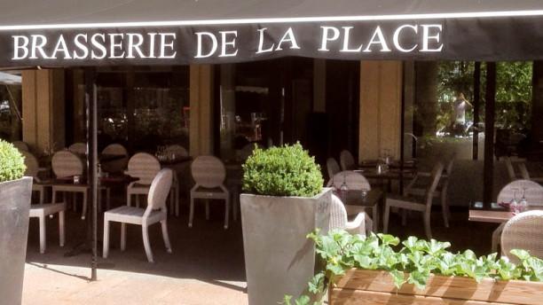 Brasserie de la Place devanture