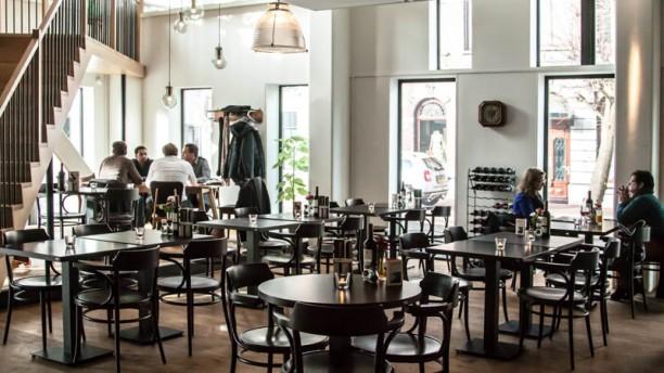 Grand café De Bastille Restaurantzaal