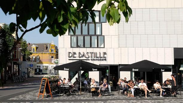 Grand café De Bastille Terras