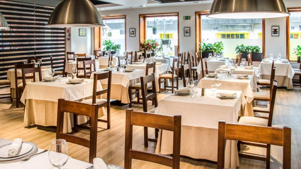Aranjuez Steak House Vista Sala