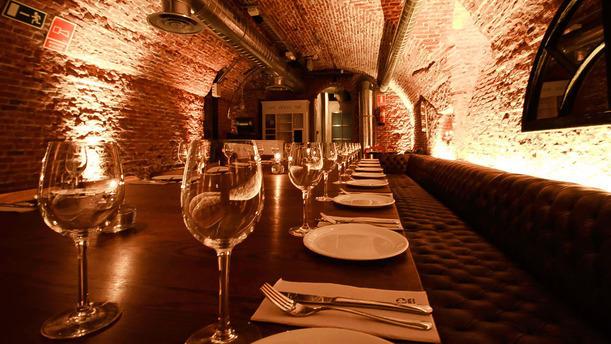 lamucca de prado in madrid restaurant reviews menu and