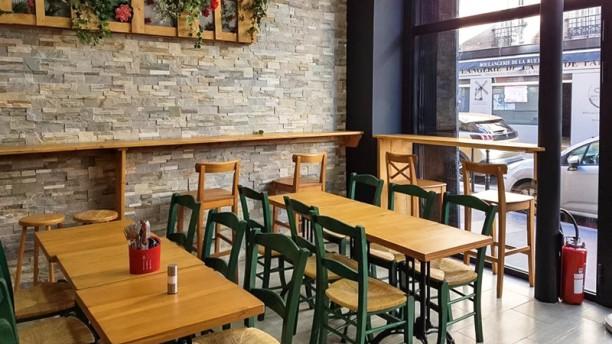 Baoli Salle du restaurant
