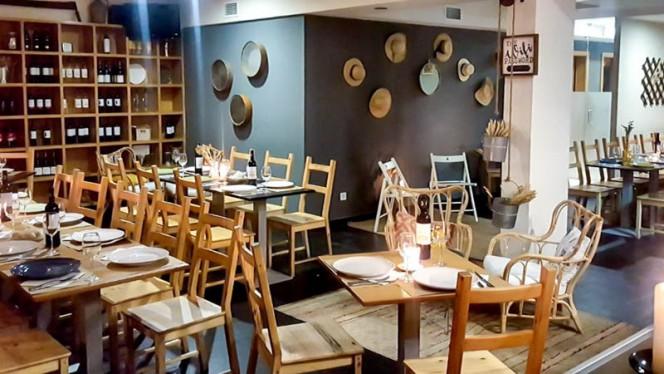 A Fazenda ristorante portoghese a Amadora in Portogallo