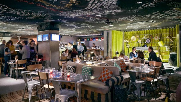 restaurant mama restaurant paris paris 75020 p re lachaise m nilmontant menu avis. Black Bedroom Furniture Sets. Home Design Ideas