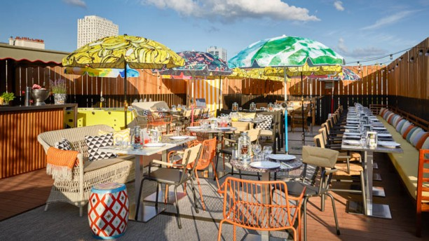 restaurant mama restaurant paris paris 75020 p re. Black Bedroom Furniture Sets. Home Design Ideas