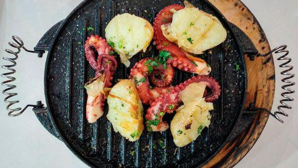 Julia's Restaurante Sugerencia del chef