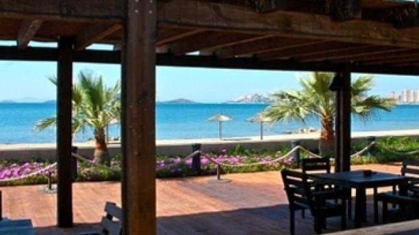El Parador del Mar Menor Vista terraza