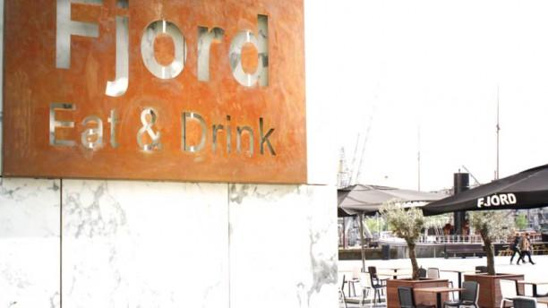 Fjord Eat & Drink ingang