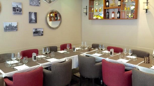 Gloria Salle du restaurant