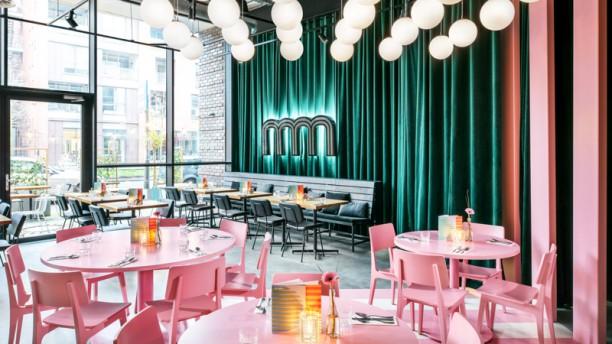 The Commons Groningen Restaurant overzicht