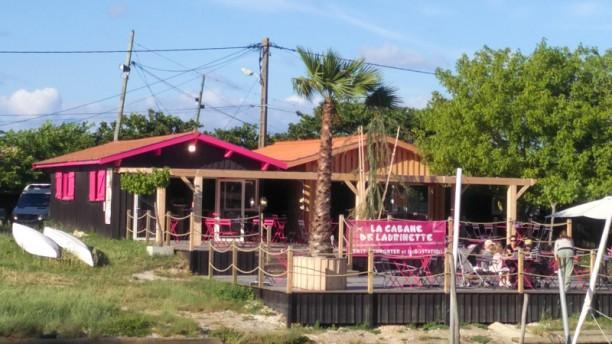 La Cabane de Laurinette Façade