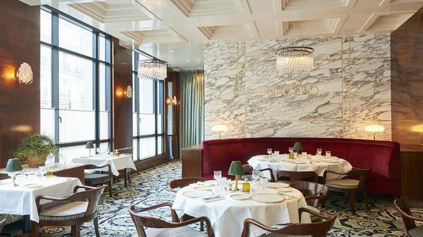 Restaurant noto paris restaurant pleyel paris 75008 - Auberge dab porte maillot restaurant ...