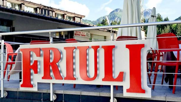 Ristorante Pizzeria Friuli Terrazza