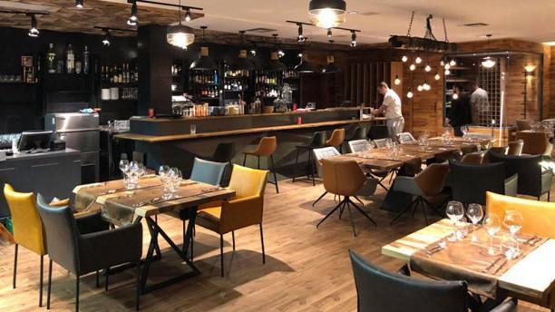1820 Restaurant & Cocktails Bar Vue de la salle