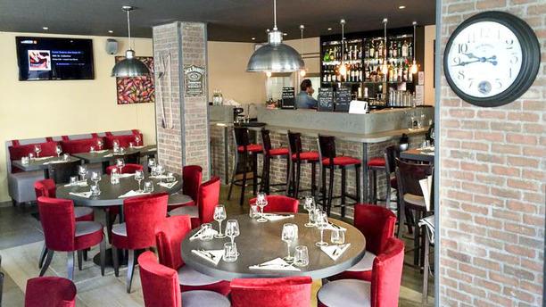 Le Comptoir des Viandes Restaurant Salle et Bar