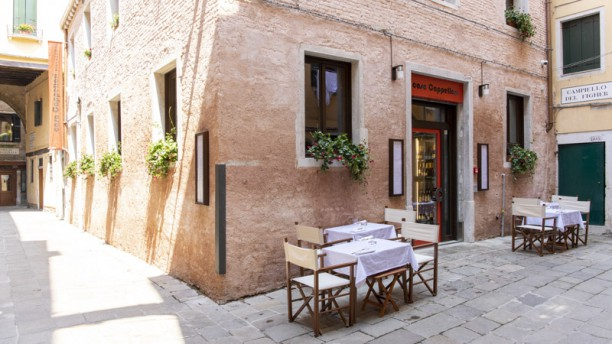 Casa Cappellari In Venice Restaurant Reviews Menu And