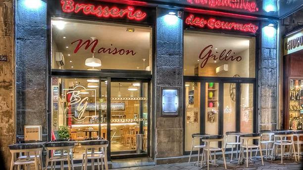 Brasserie des Gourmets devanture