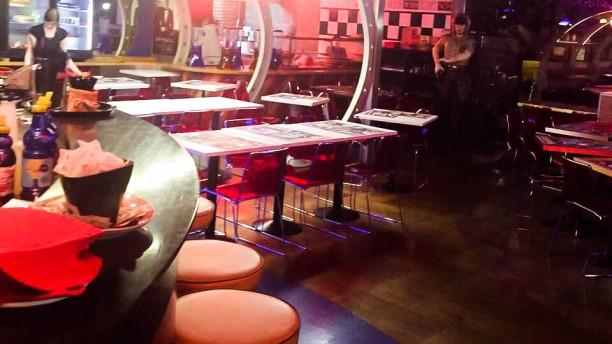 Broadway Café Bicocca La sala