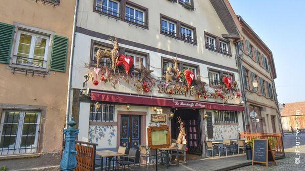 Le Baeckeoffe d'Alsace Le Baeckeoffe d'Alsace