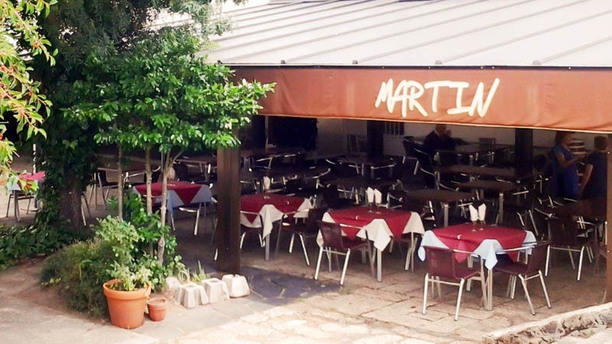 Martin terraza
