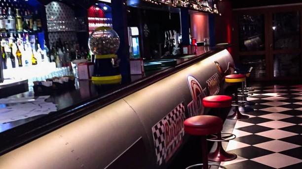 Brodway café Montecchio Il bancone del bar