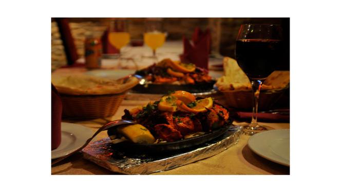 pratos - Taj Mahal Restaurante Indiano e Italiano, Cascais