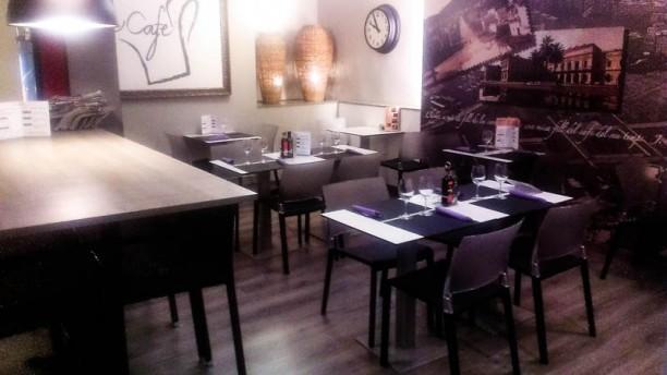 Cafè-Café Vista sala