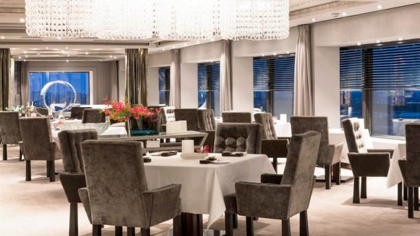 Ciel Bleu (Hotel Okura Amsterdam) Het restaurant