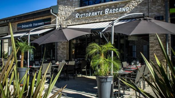 Bassano Entrée du restaurant