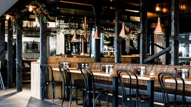 Wush CS Het restaurant