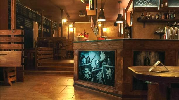 Gambrinus Pub Vista sala