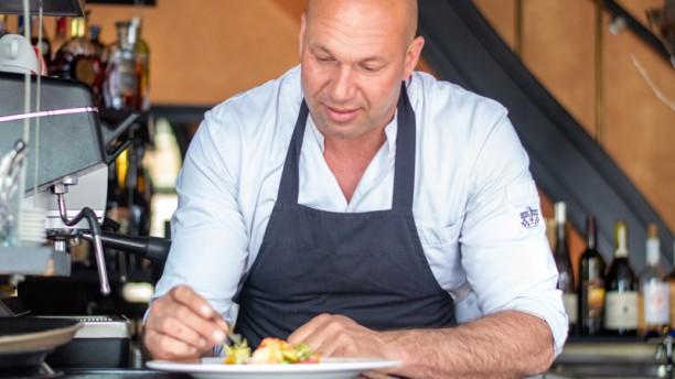 Eten bij Sidney Chef