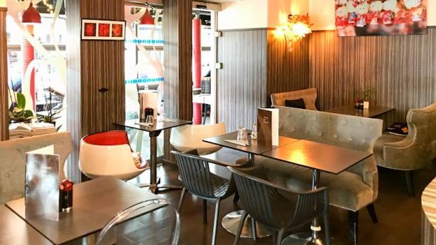 Hoki Sushi Salon du restaurant