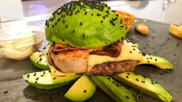 Rainbow Burger Valencia Sugerencia del chef