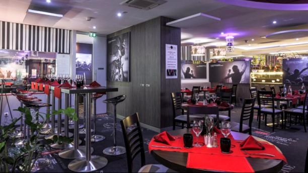 Hotel Mercure Salle du restaurant