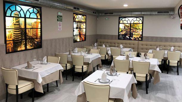 Acuarela Vista sala