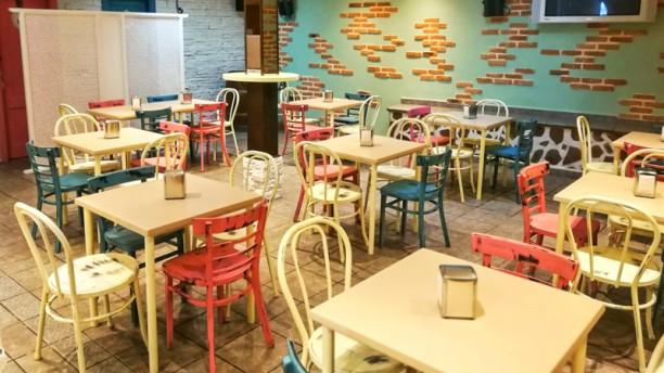 Bulerías Gastrobar Sala del restaurante