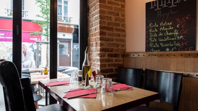O'Villagio - Restaurant - Montreuil