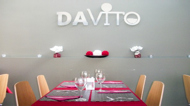 DaVito Restaurante Italiano sala