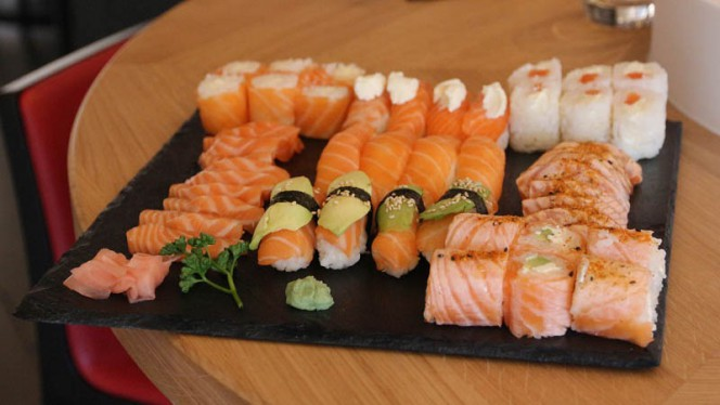 Suggestion de plat - Yume Sushi, Strasbourg