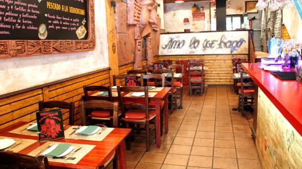 La Venganza del Malinche - Duque de Osuna Vista interior