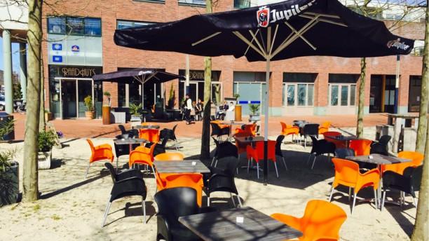 Grand Café 't Raadhuys Terras