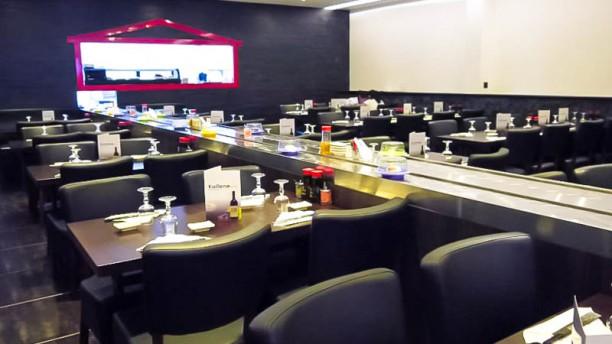 My Sushi Bar Vue ensemble de la salle