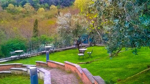 Hosteria Amedeo il nostro giardino