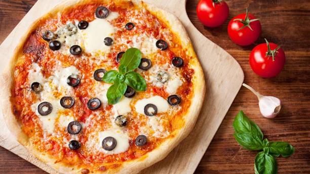 Le Bar à Pizza Suggestion de plat