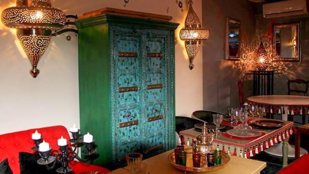 La Table d'Aladin La salle