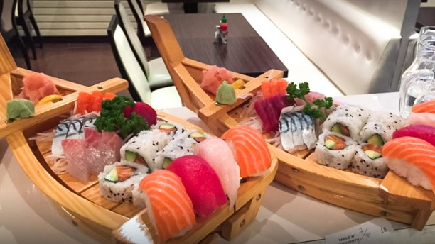Dream Sushi Barques groupe