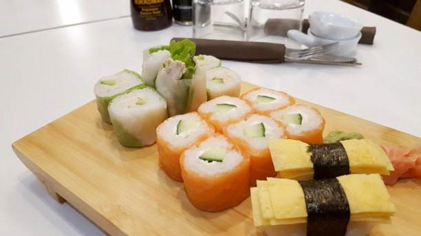 Nems et Sushi Suggestion du chef