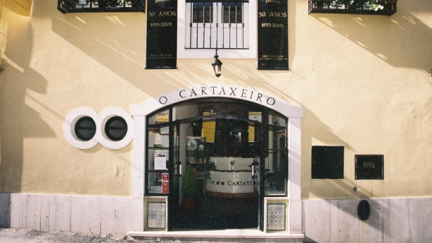 O Cartaxeiro Entrada