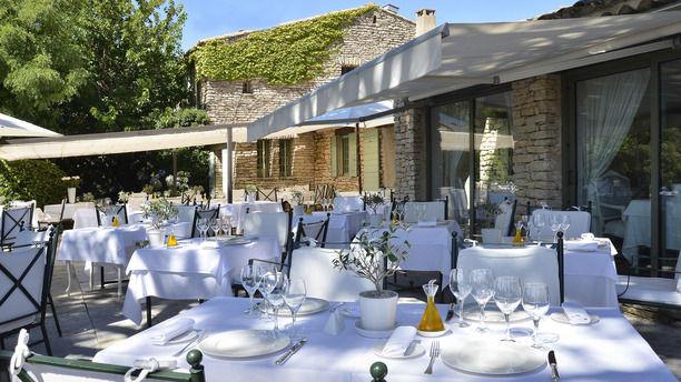 Restaurant H U00f4tel Restaurant Les Bories  U00e0 Gordes